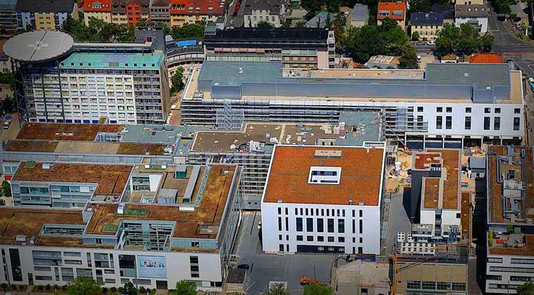 Städtisches Krankenhaus Darmstadt